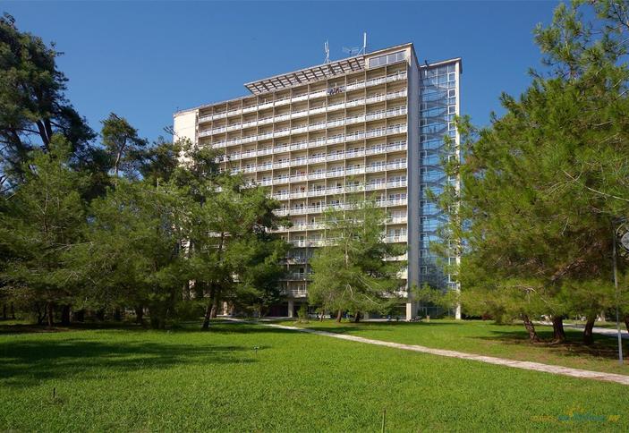 Абхазия забронировать отель с питанием москва дубай билеты на самолет