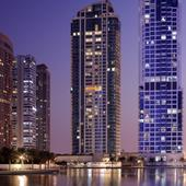 фото Отель Movenpick Hotel Jumeirah Lakes Towers, Дубай