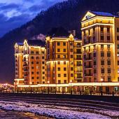 фото Valset Apartments by Azimut Rosa Khutor, Эсто-Садок (Сочи)