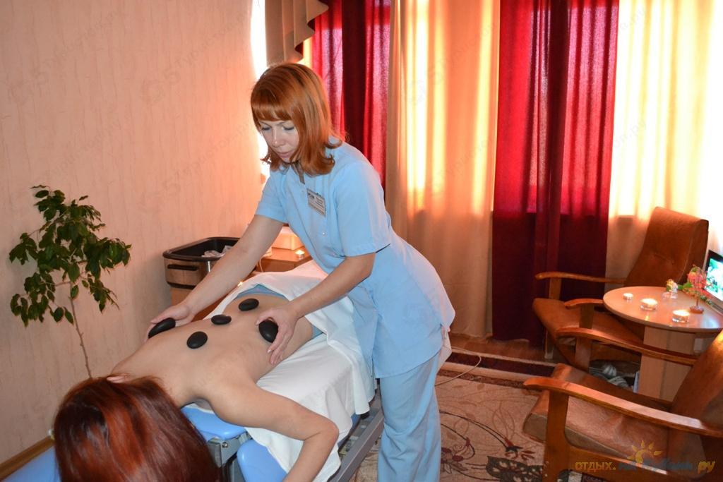 Санатории краснодарского края для лечения остеохондроза