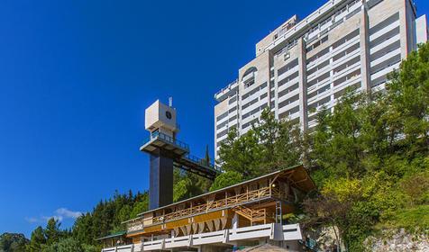 Абхазия: Шакуранский водопад, посёлок Кындык, п. Мысра (Мюссера ...   280x476